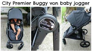 City Premier Kinderwagen von Baby Jogger I MamaBirdie
