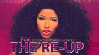 Nicki Minaj - I'm Legit (Just Nicki Verses)