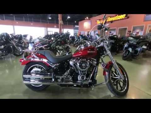 2018 Harley-Davidson Softail Low Rider FXLR