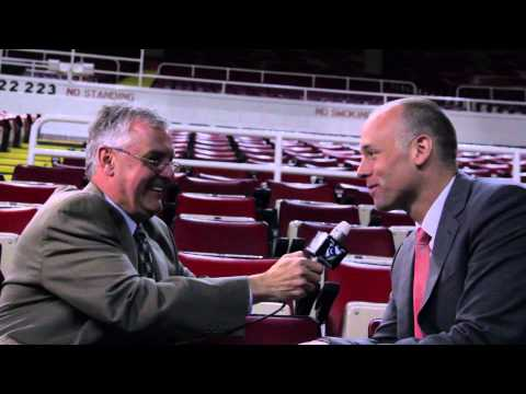 Jeff Blashill Interview (Part 1/3) - Hired in Hockeytown: A conversation with Bob Kaser