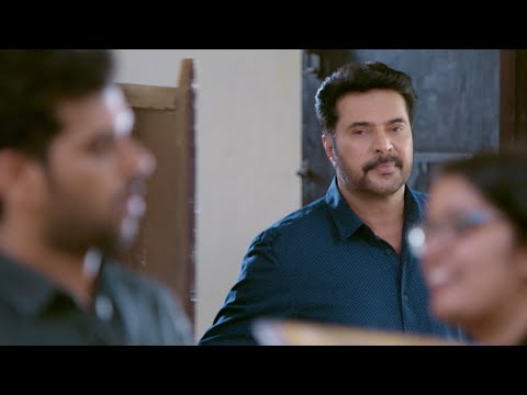 Masterpiece | Mammootty's mass classroom entry | Mazhavil Manorama