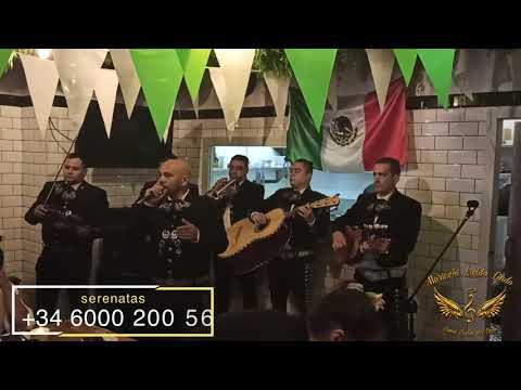 El Loco - Mariachi Cielito Lindo Bcn (Javier Solis)