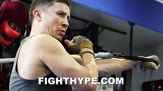 GOLOVKIN BEHIND-THE-SCENES LOOK AT CAMPE LIFE FOR CANELO REMATCH