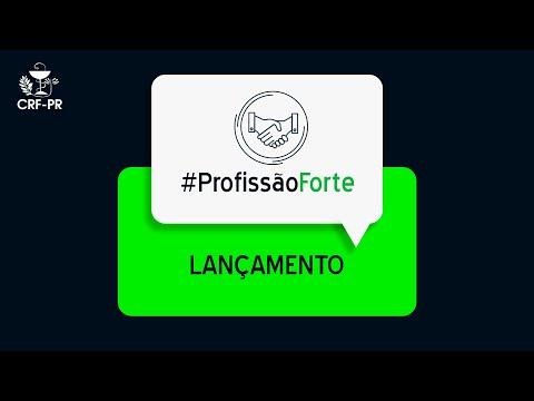 #ProfissãoForte