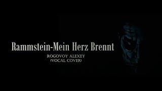 ROGOVOY ALEXEY - Mein Herz Brennt (Rammstein vocal cover)