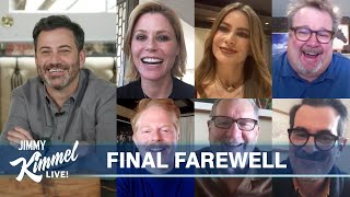 The Modern Family Cast Says Goodbye