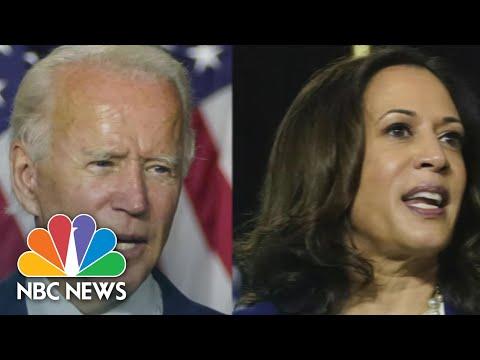 Biden, Harris Call For Nationwide Mask Mandate Amid Coronavirus Pandemic | NBC Nightly News