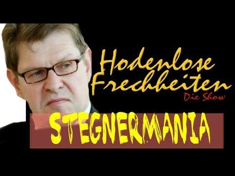 StegnerMania, Merkel Superstar, der EDEKA & die Wutbürger - HoFrech - Satire