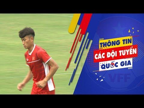 U19 Việt Nam tập dượt lần cuối trước thềm giải Tứ hùng Qatar Cup 2018