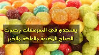 الشراء من محال الأغذية ...