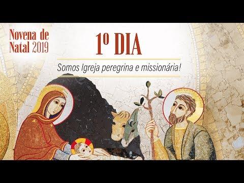 1º dia da Novena de Natal