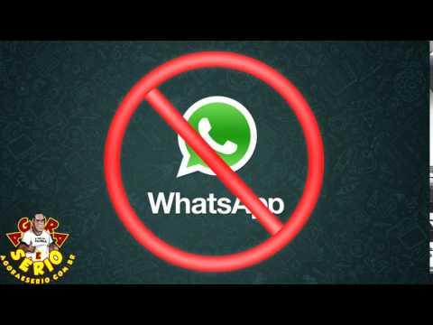 Já era! Justiça manda bloquear WhatsApp no Brasil imediatamente por 48h