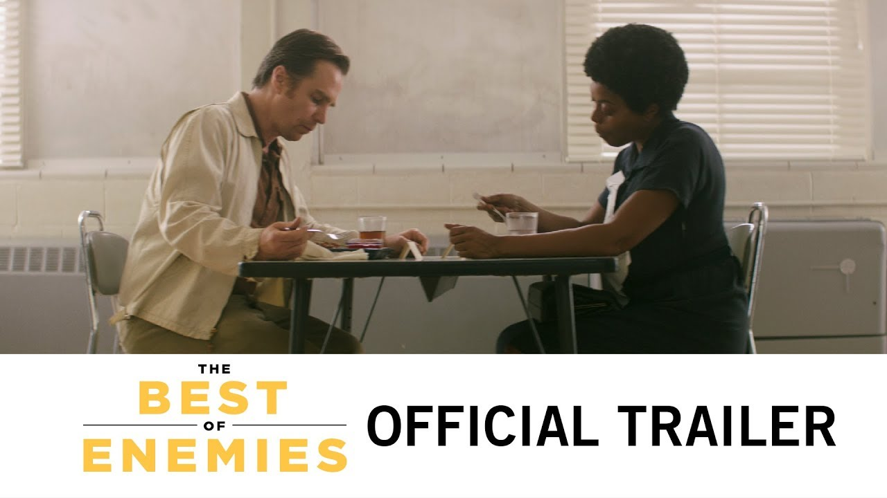 Video trailer för The Best of Enemies | Official Trailer [HD] | Coming Soon To Theaters