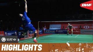 PERODUA Malaysia Masters 2020 | Semifinals MS Highlights | BWF 2020