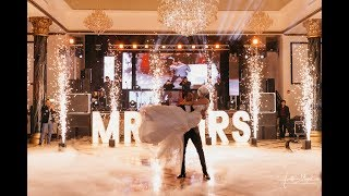 PERFECT Ed Sheeran - first dance - the best wedding dance - cover español - sara y ricardo wedding