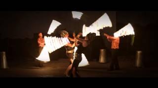 Feuershow Lichtarello Trailer