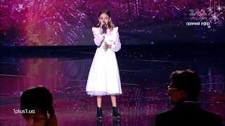 """Данэлия Тулешова """"Spectrum""""– песня победительницы – финал – Голос. Дети 4 сезон"""