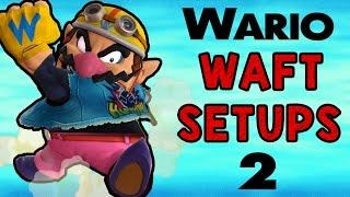 Wario Waft Setups 2! (Smash Wii U/3DS)