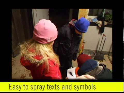Refleks spray Invisible Bright 100 ml video
