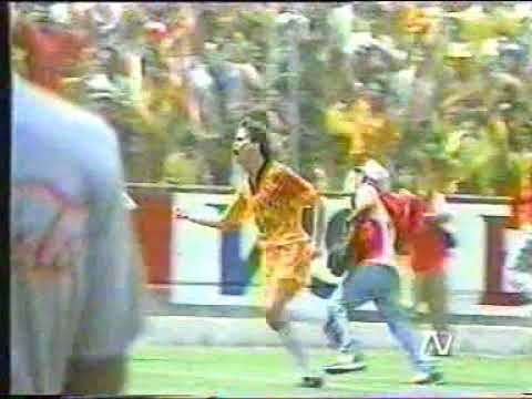 14-4-1993 (C. Lib.) Barcelona (Ecuador):3 vs Universitario (Peru):0