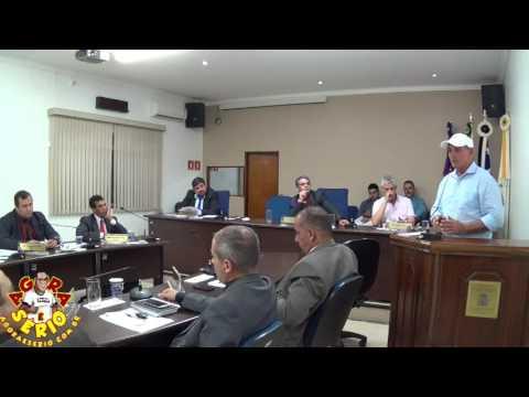 Tribuna Prefeito Ayres Scorsatto dia 7 de Março de 2017