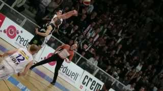 preview picture of video 'Oberwart Gunners VS Güssing Knights (ABL Playoffs 2014)'
