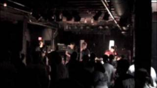 Dream Atlantic - Patience & Perspective (live)