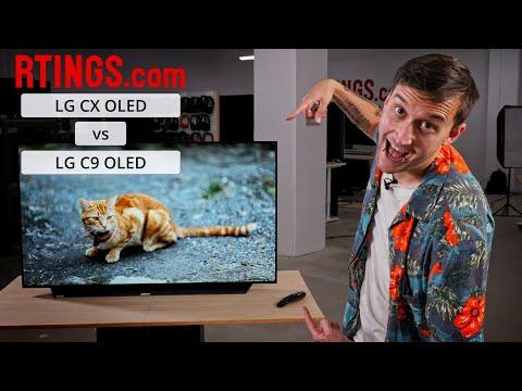 External Review Video eKQme3F50wk for LG CX OLED 4K TV
