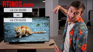 Video: LG CX OLED (2020) vs LG C9 (2019) - LG sticks with a winning formula