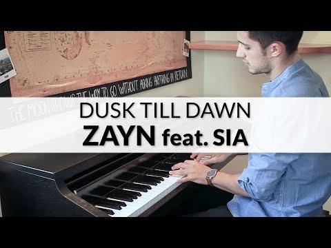 Zayn - Dusk Till Dawn feat. Sia | Piano Cover