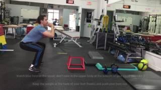 Fat Burner & Leg Toner Express Workout