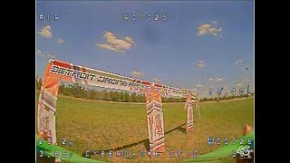 Detroit Drone Racing 1st MultiGP DDR Global Qualifier - Cyberdrone