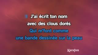 Karaoké Morgane De Toi   Renaud *