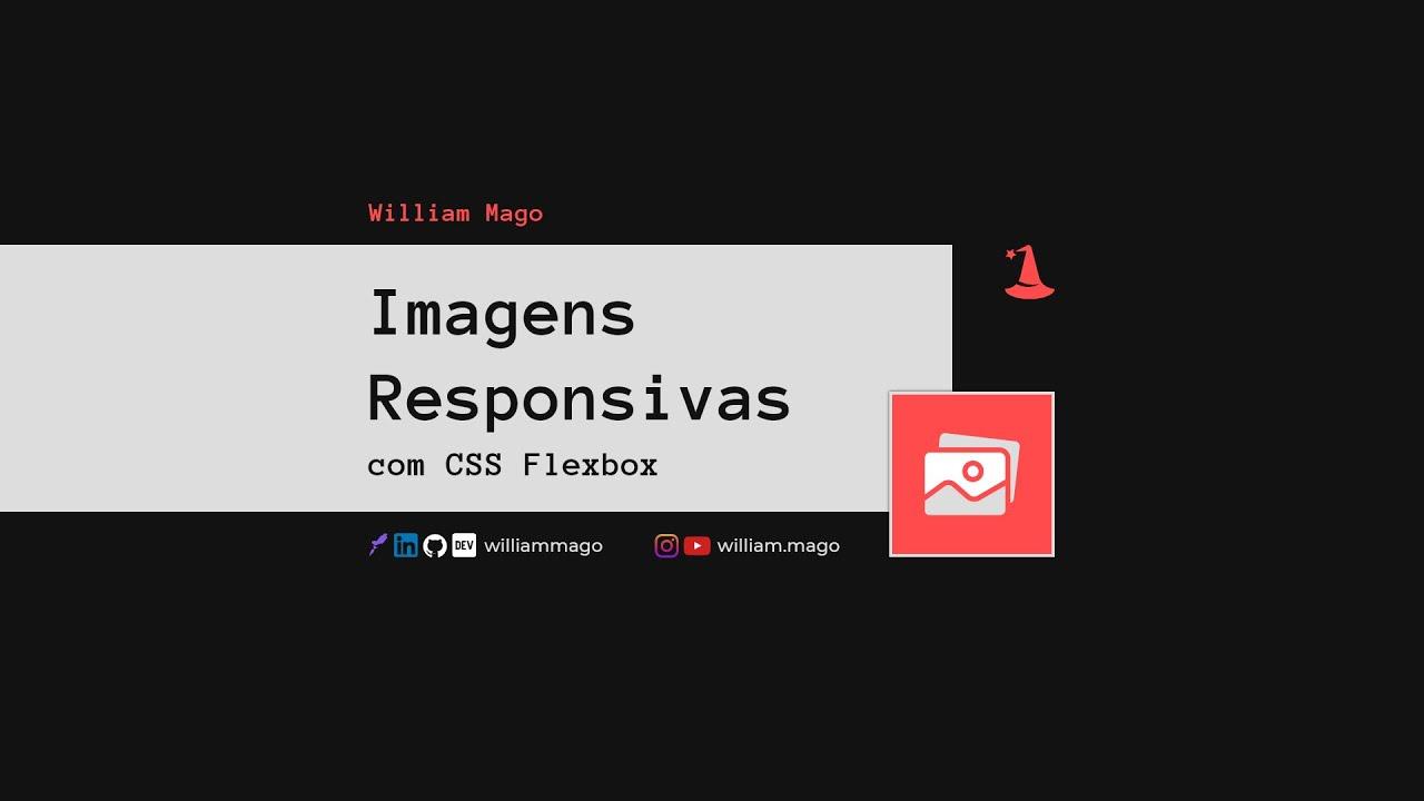 Imagens Responsivas com CSS