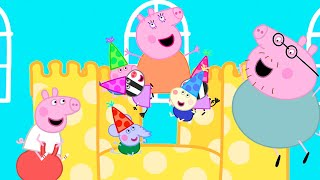 Peppa Pig Official Channel | Mummy Pig's Best Relaxation Class