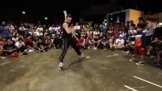 Child challenges the best dancer in the world and humiliates him