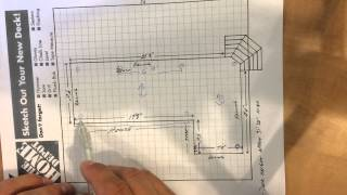 How To Design A Deck Foundation Built On Screw Piles