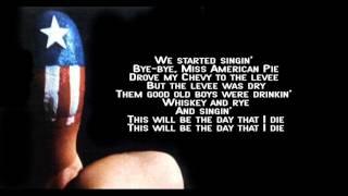American Pie + Don McLean + HQ