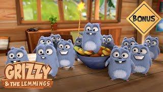 TOP 10 spécial objets magiques ! - Grizzy & les Lemmings