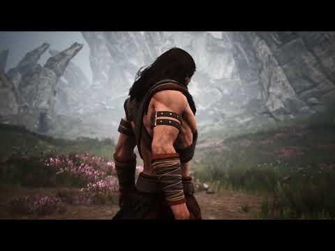 Видео № 2 из игры Conan Exiles Collectors Edition [PS4]