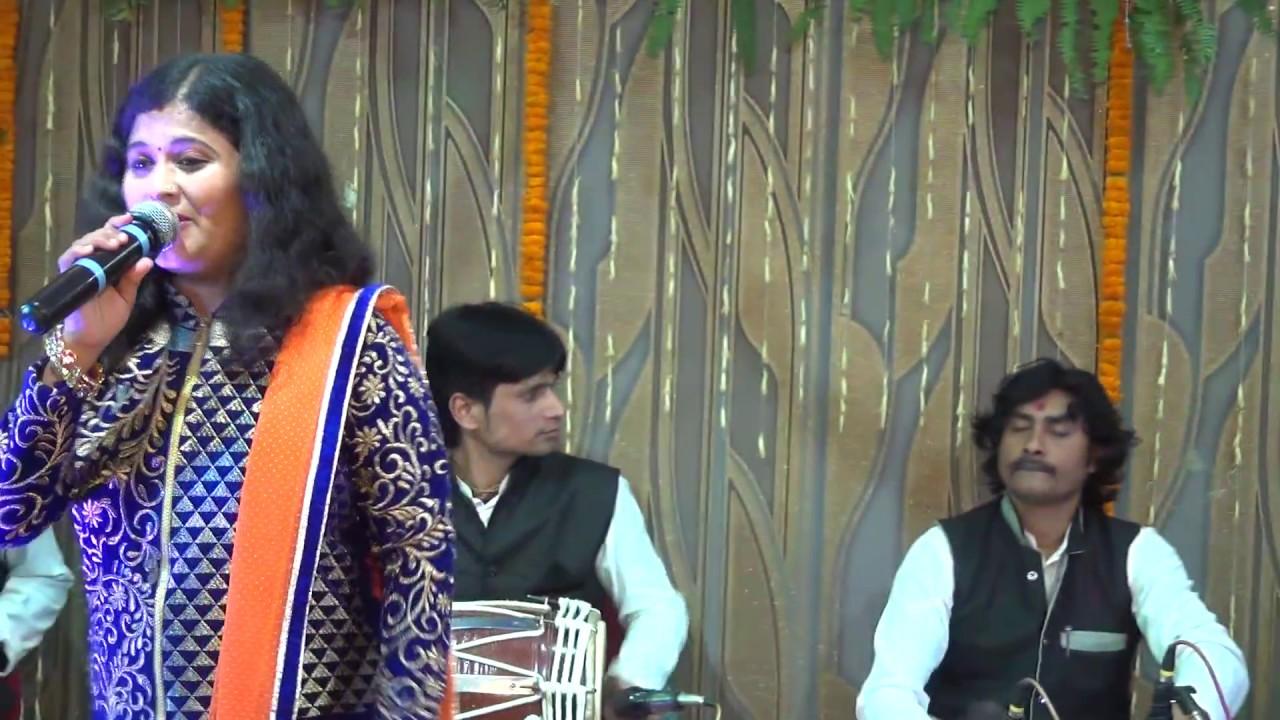 Lok Gayika Poonam Mishra - Maithili, Bhojpuri & Hindi Folk Singer