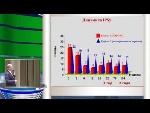 Симптомы и лечение аденомы предстательной железы