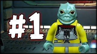 LEGO Star Wars The Force Awakens - LBA - Episode 1! (HD)