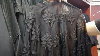 Dubai 🅰🅱🅰🆈🅰 Market👌 | Latest Abaya Designs With Price | Pakistani Mom In Dubai
