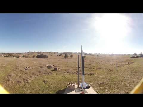 Of Course Australian Students Strapped A 360 Camera To A Rocket