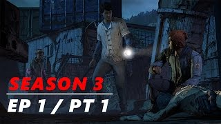 SHE WANTS TO BE MY GIRLFRIEND! - The Walking Dead: Season 3 - Episode 1 | Part 1