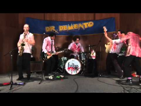 """""""Robot Vampire Wombats"""" (The Fuxedos live on Dr. Demento)"""