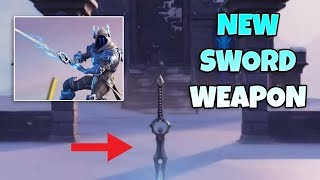 NEW ICE KING SWORD IN FORTNITE SEASON 7