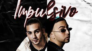Impulsivo - Justin Quiles x Manuel Turizo | Audio