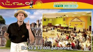 Traiteur paella - La Vraie Paella